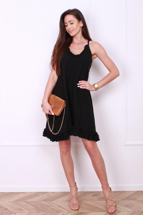 Sukienka na ramiączkach 7