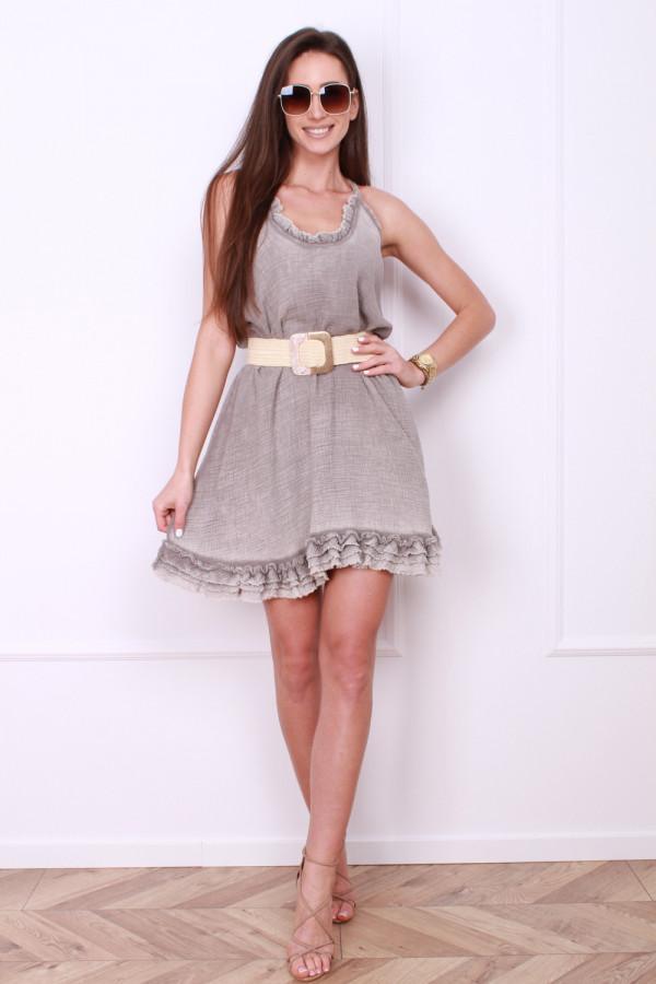 Sukienka na ramiączkach 8