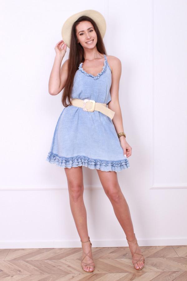 Sukienka na ramiączkach 10