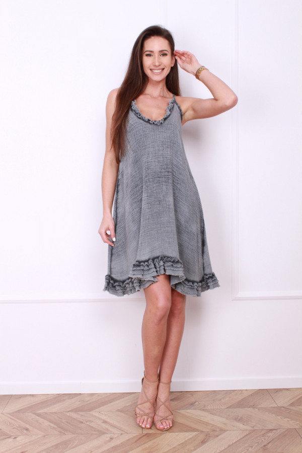 Sukienka na ramiączkach 9