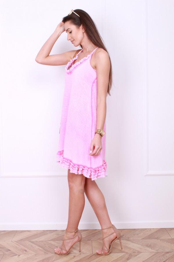 Sukienka na ramiączkach 1
