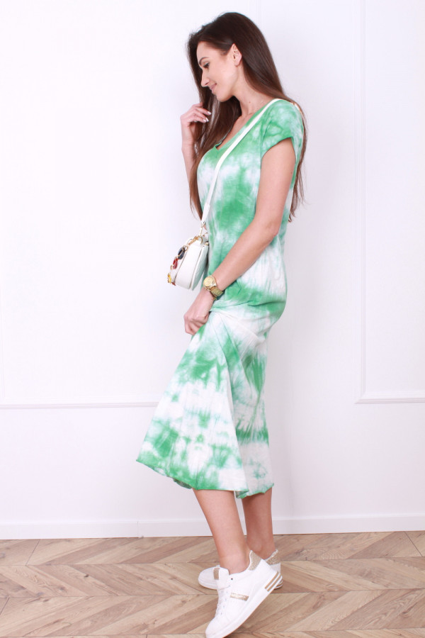Długa sukienka 1