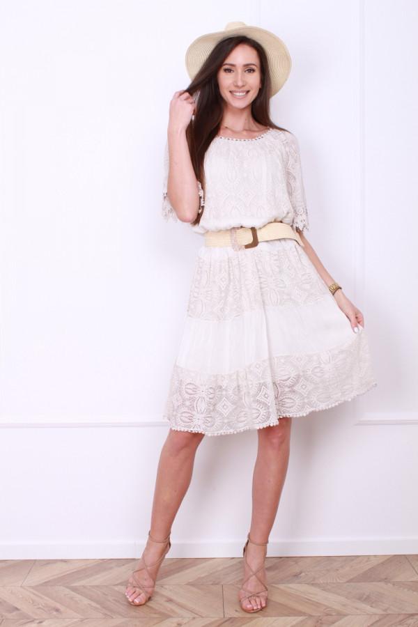 Sukienka z koronką 5