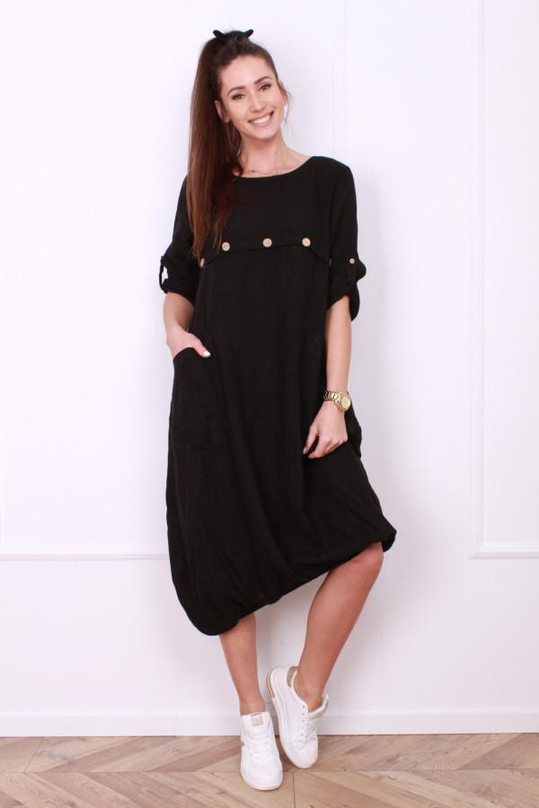 Sukienka z kieszeniami 3
