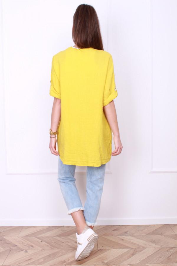 Lniana koszula 2