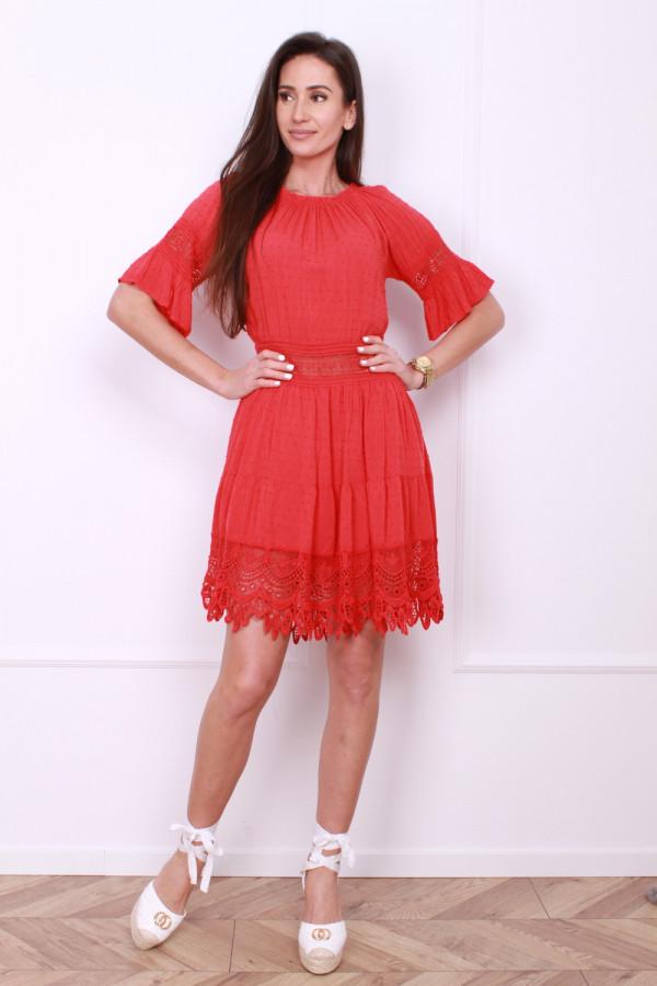 Sukienka zwiewna 5