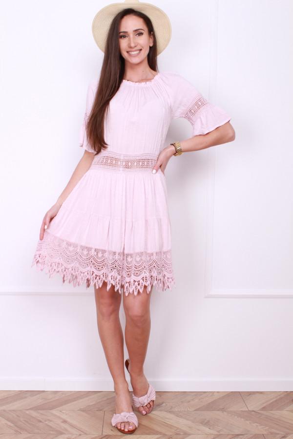 Sukienka zwiewna 4