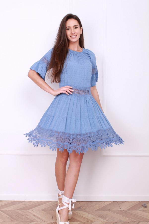Sukienka zwiewna 6