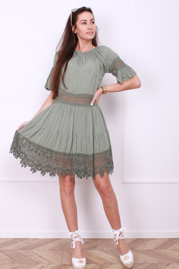Sukienka zwiewna 8