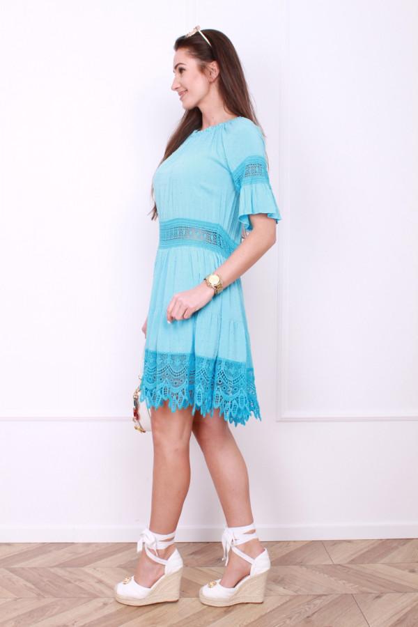 Sukienka zwiewna 1