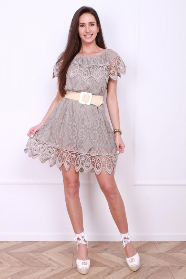 Sukienka z koronek 7