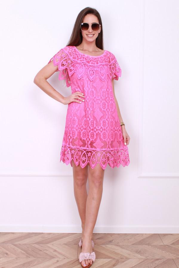 Sukienka z koronek 6