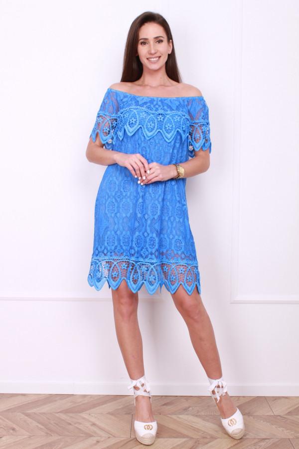 Sukienka z koronek 9