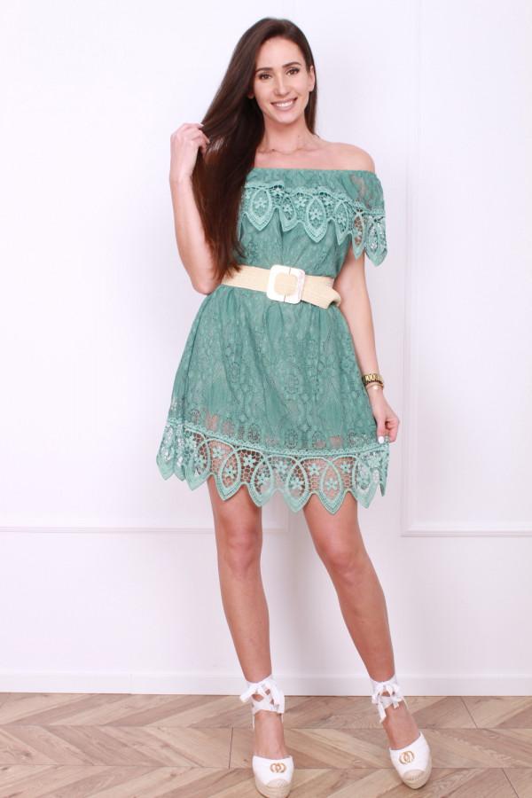 Sukienka z koronek 10