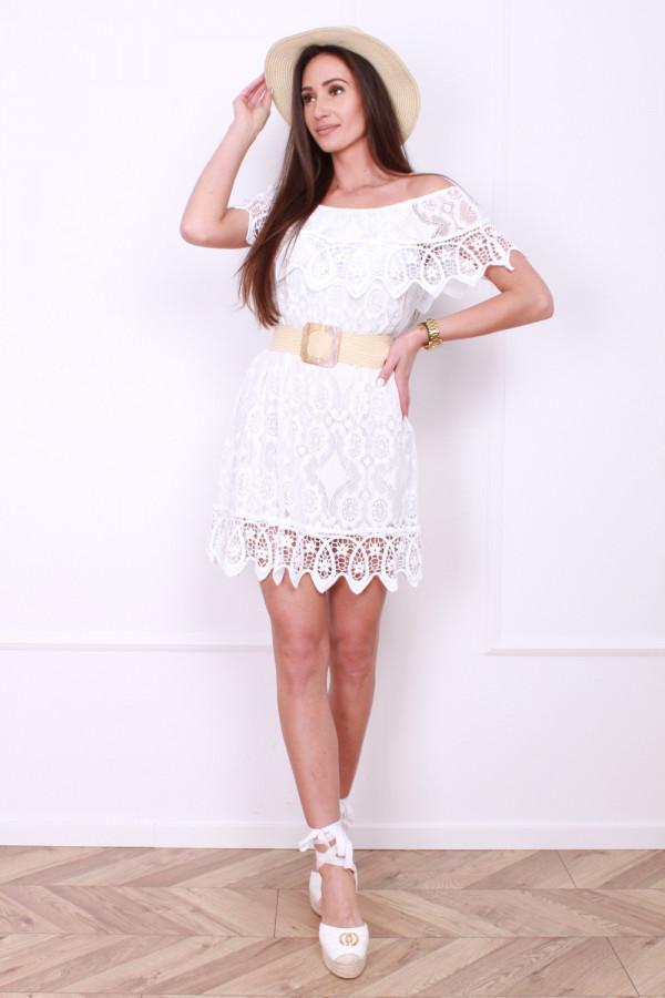 Sukienka z koronek 13