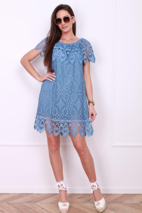 Sukienka z koronek 12