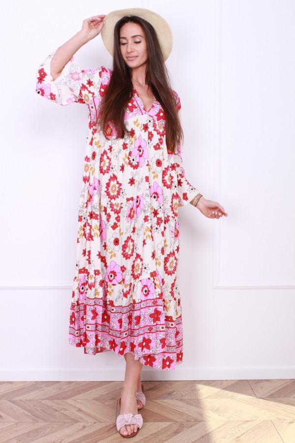 Sukienka Botanical 5