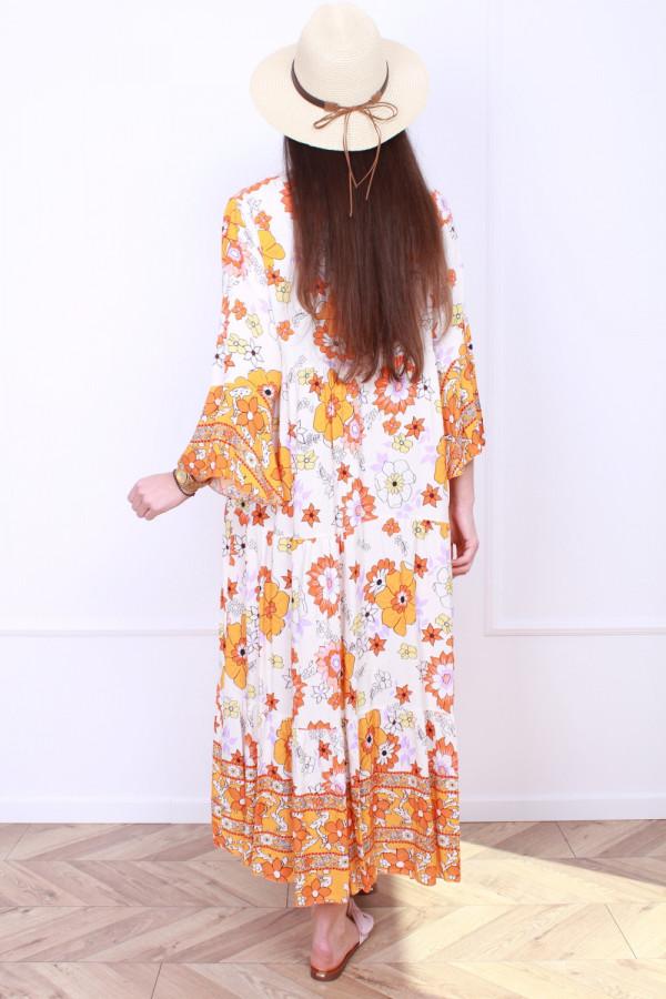 Sukienka Botanical 2