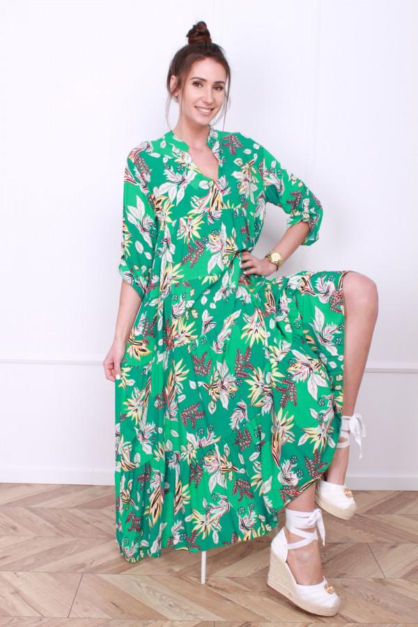 Sukienka Leaf 7