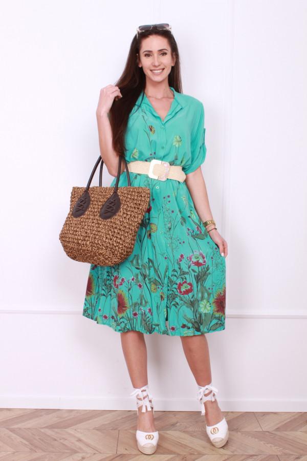 Sukienka Łąka 4