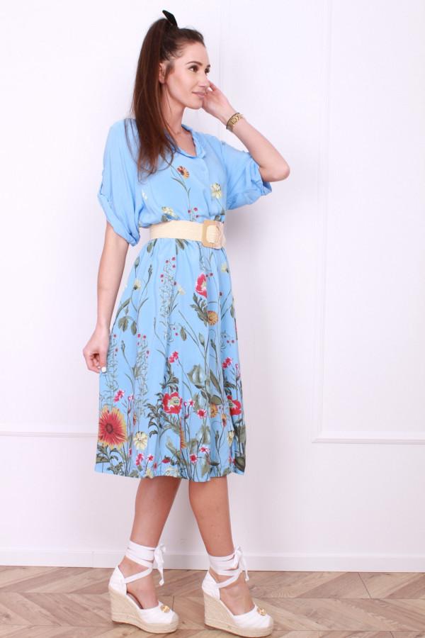 Sukienka Łąka 1