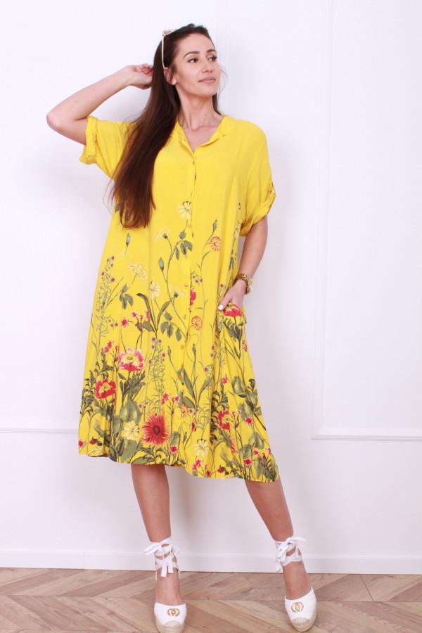 Sukienka Łąka 5