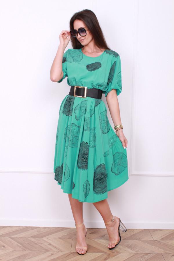 Luźna sukienka 7