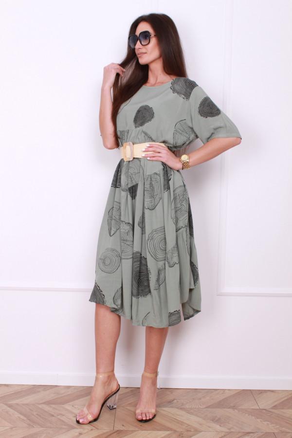 Luźna sukienka 9