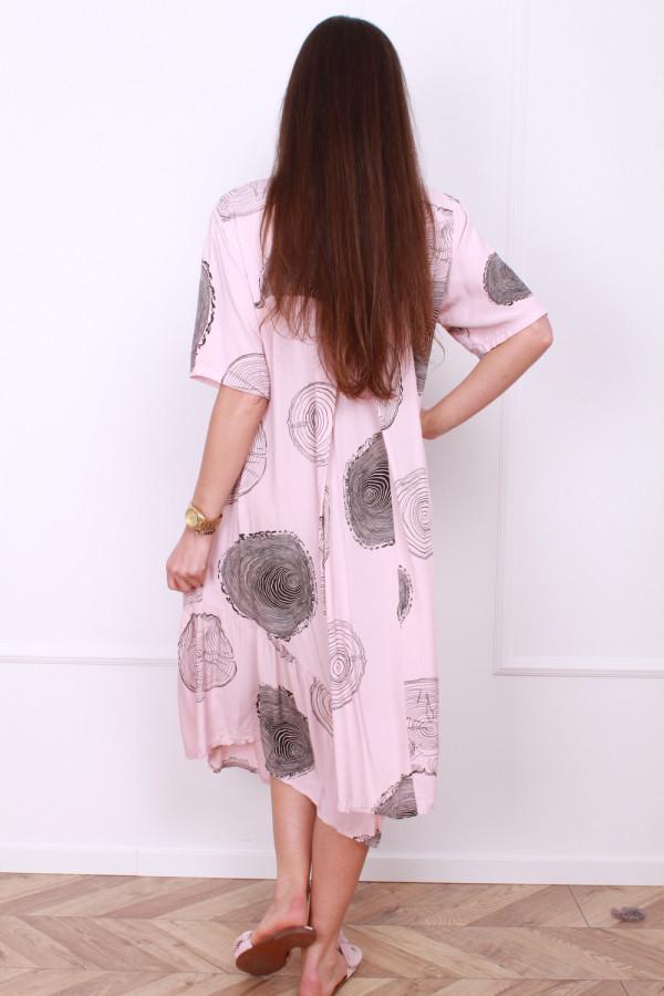 Luźna sukienka 2