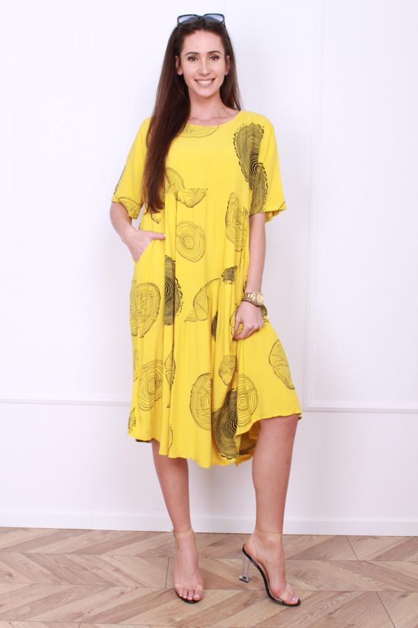 Luźna sukienka 8
