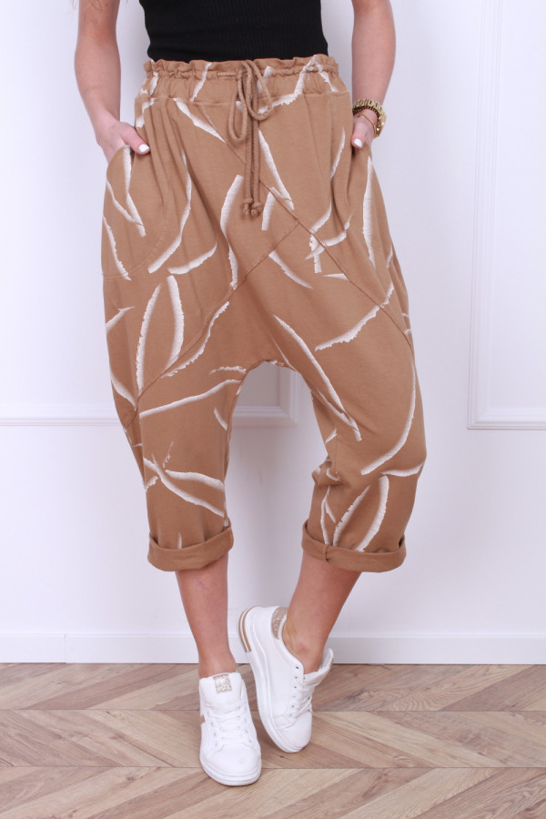 Szerokie spodnie 6