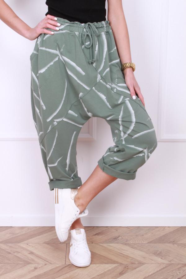 Szerokie spodnie 4