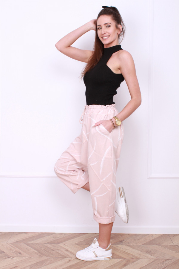 Szerokie spodnie 1