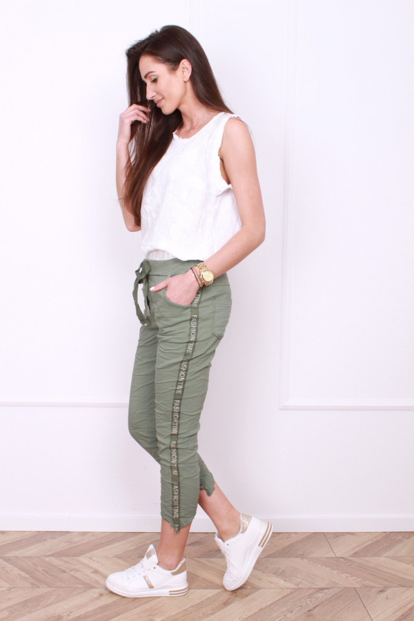 Spodnie fashion 1
