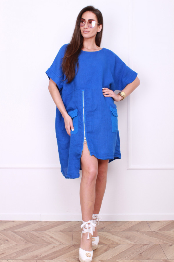 Sukienka z suwakiem 6