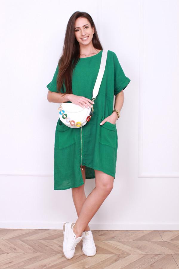 Sukienka z suwakiem 5