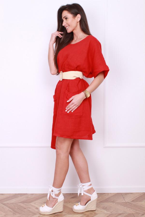 Sukienka z suwakiem 1
