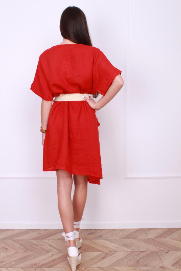 Sukienka z suwakiem 2
