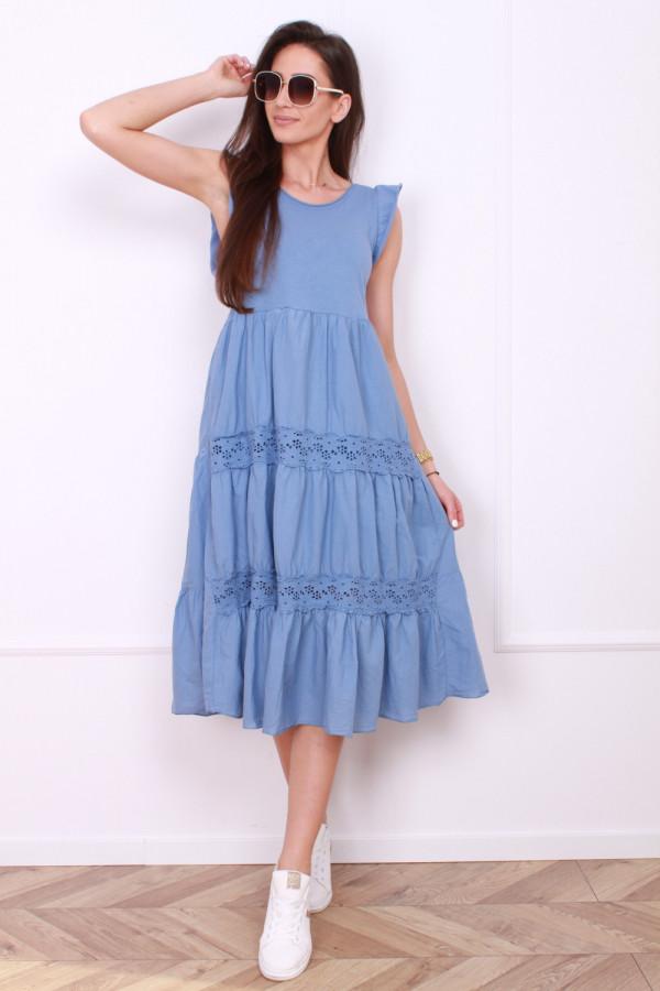 Sukienka rozszerzana