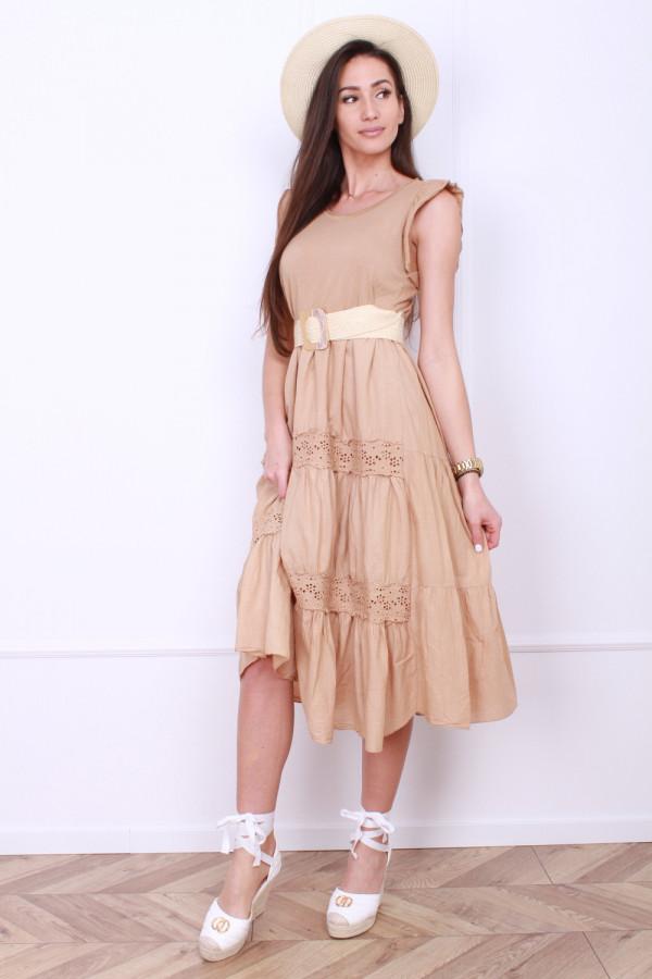 Sukienka rozszerzana 3
