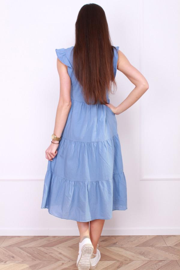 Sukienka rozszerzana 2