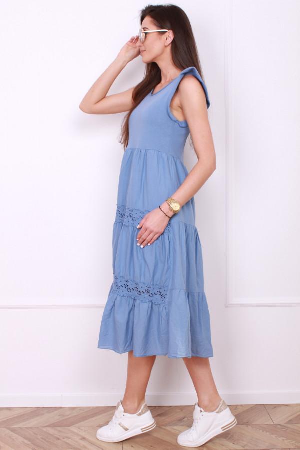 Sukienka rozszerzana 1