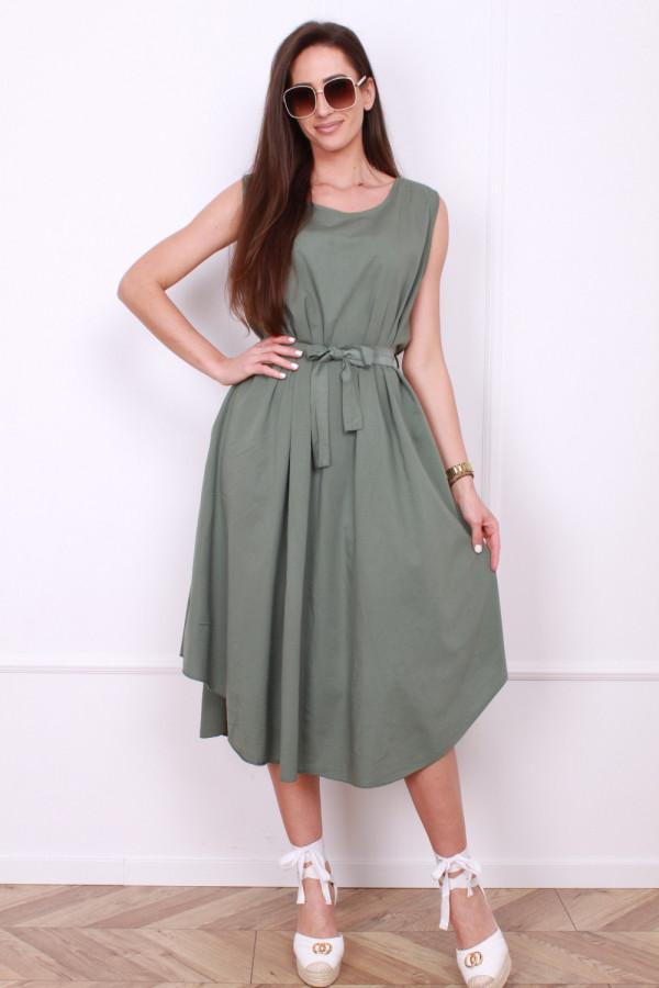 Sukienka z ażurowym bolerkiem 7