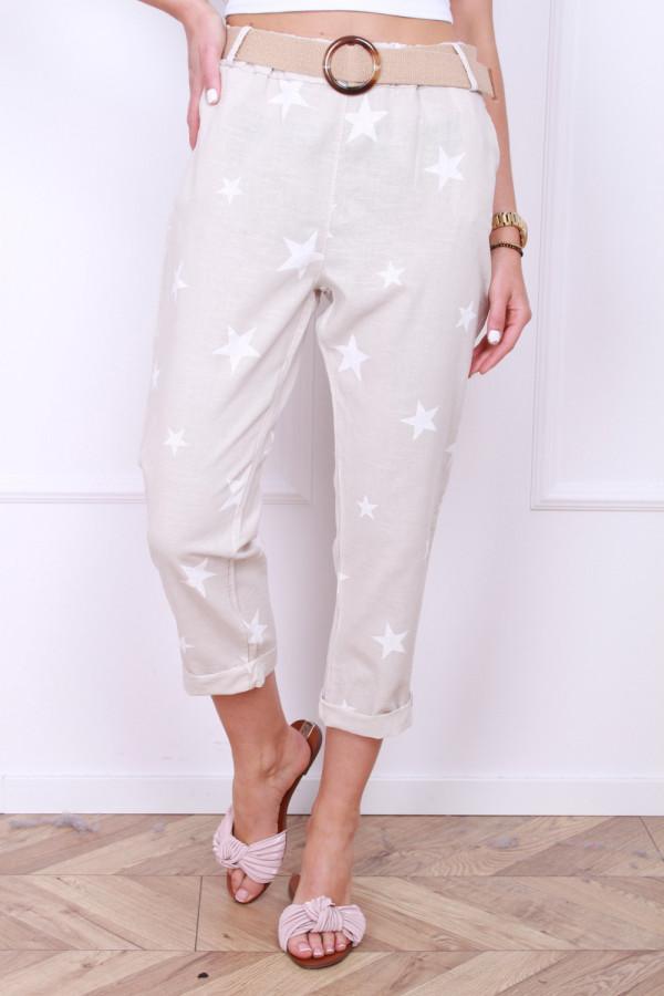 Spodnie w gwiazdy 3