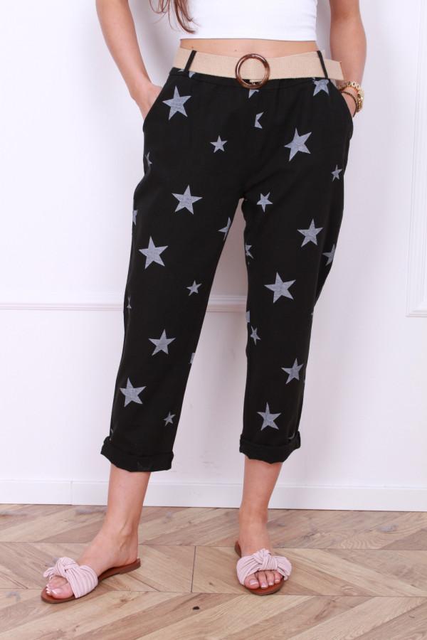 Spodnie w gwiazdy 4