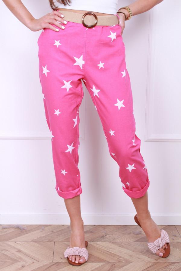 Spodnie w gwiazdy 6