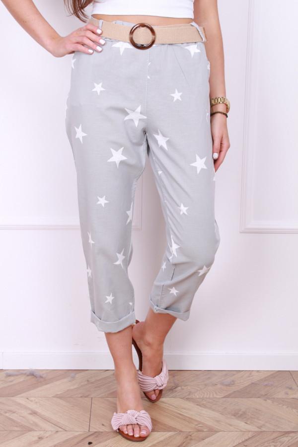 Spodnie w gwiazdy 7