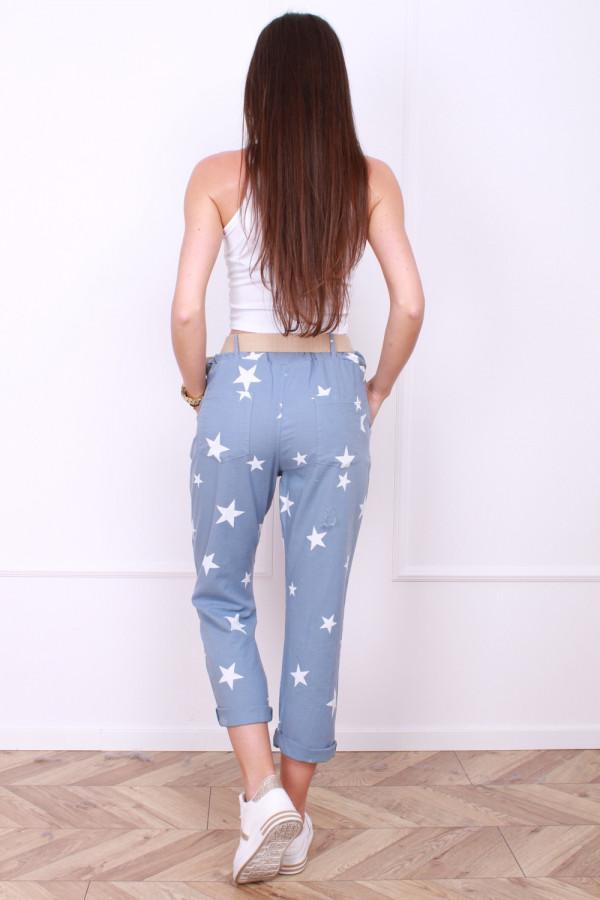 Spodnie w gwiazdy 2