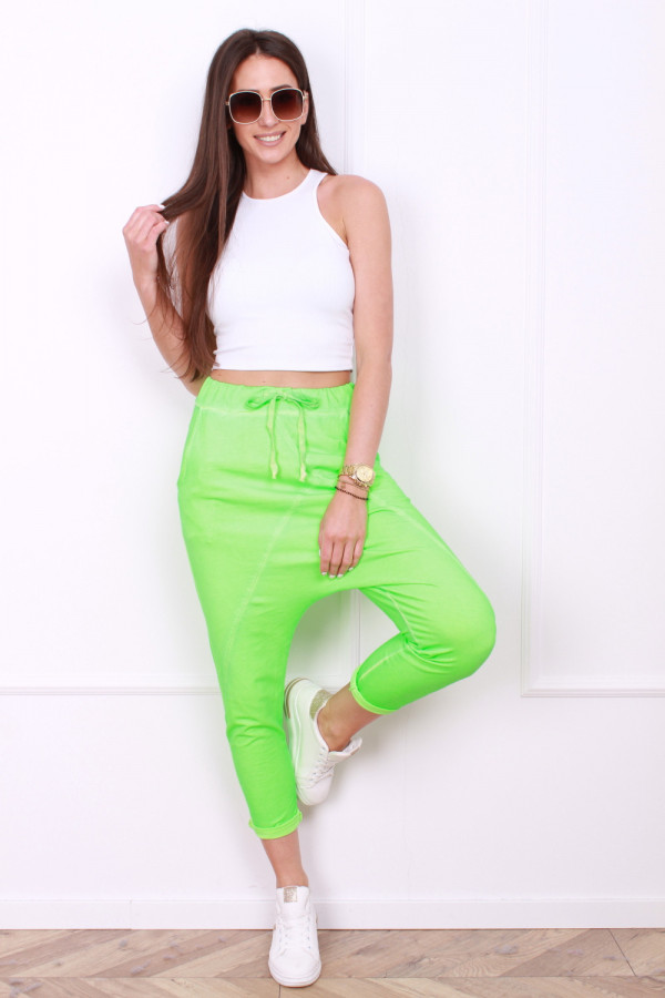 Spodnie Neon