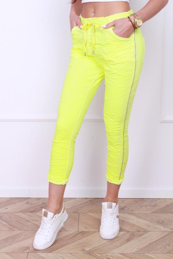 Spodnie neonowe 5